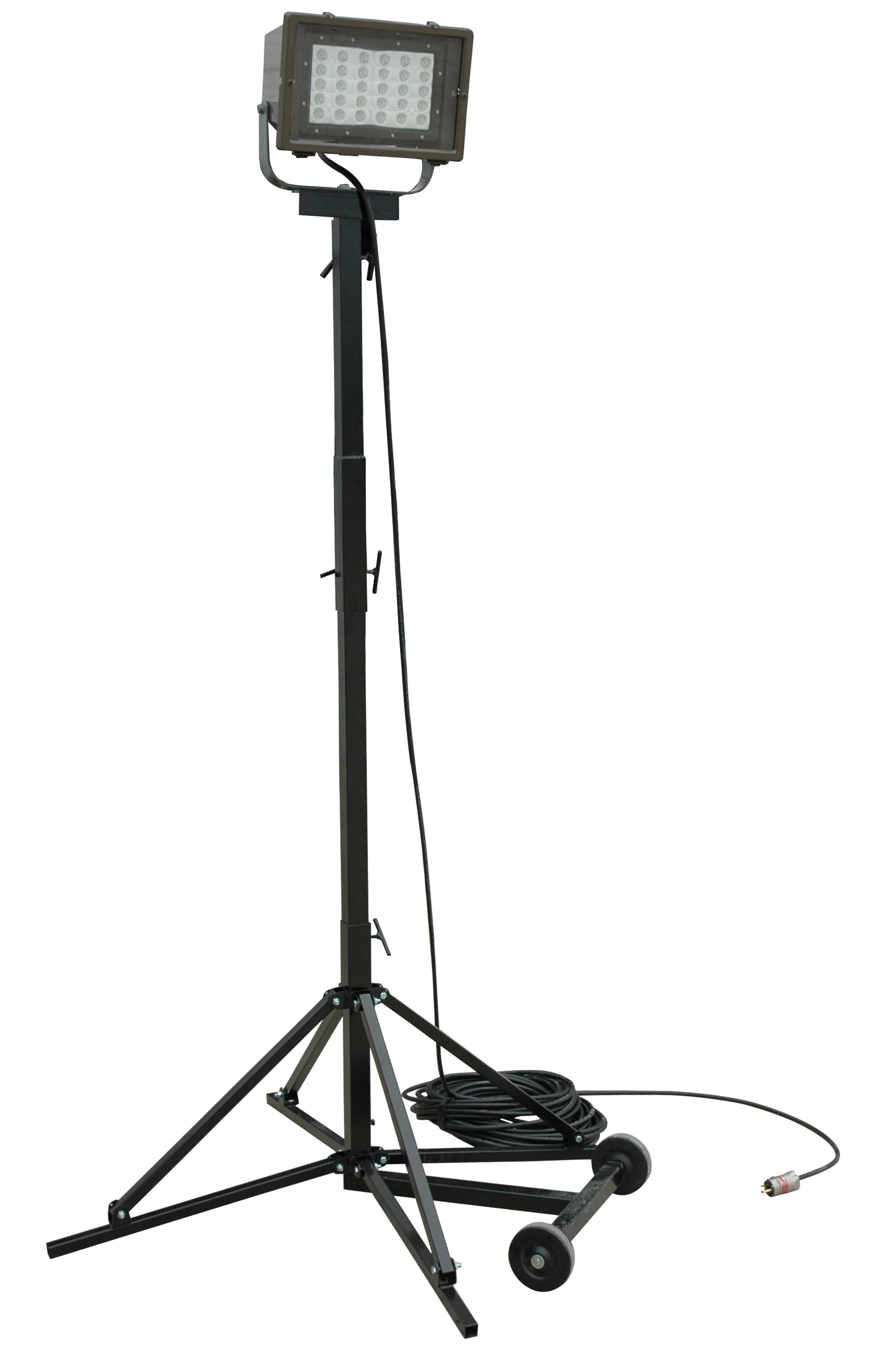 Larson Electronics Releases Adjustable Led Light Tower Designed For Hazardous Location Use