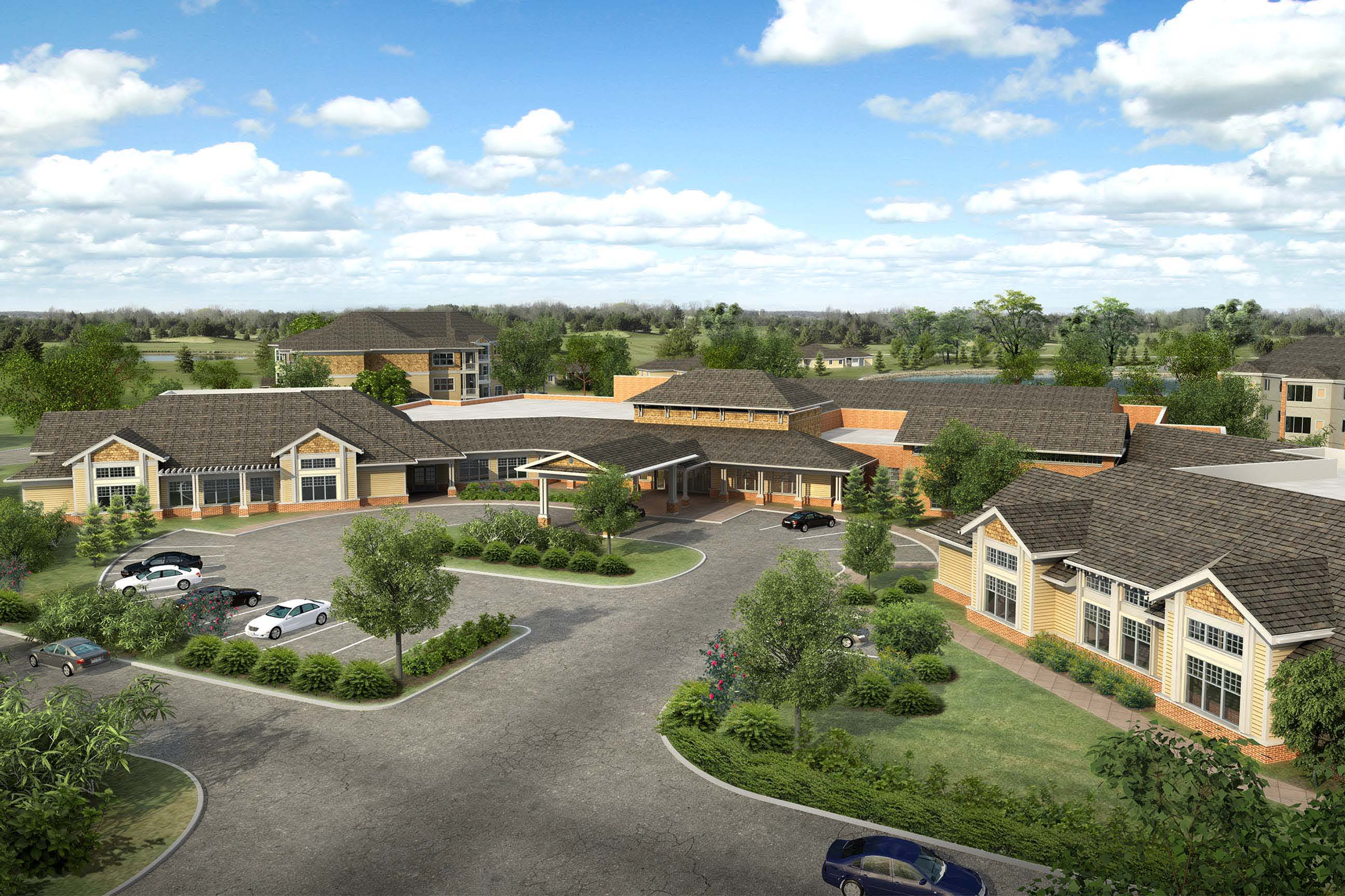 Plantation Village  Wilmingtons Retirement Living Leader for 25 Years  Announces Expansion
