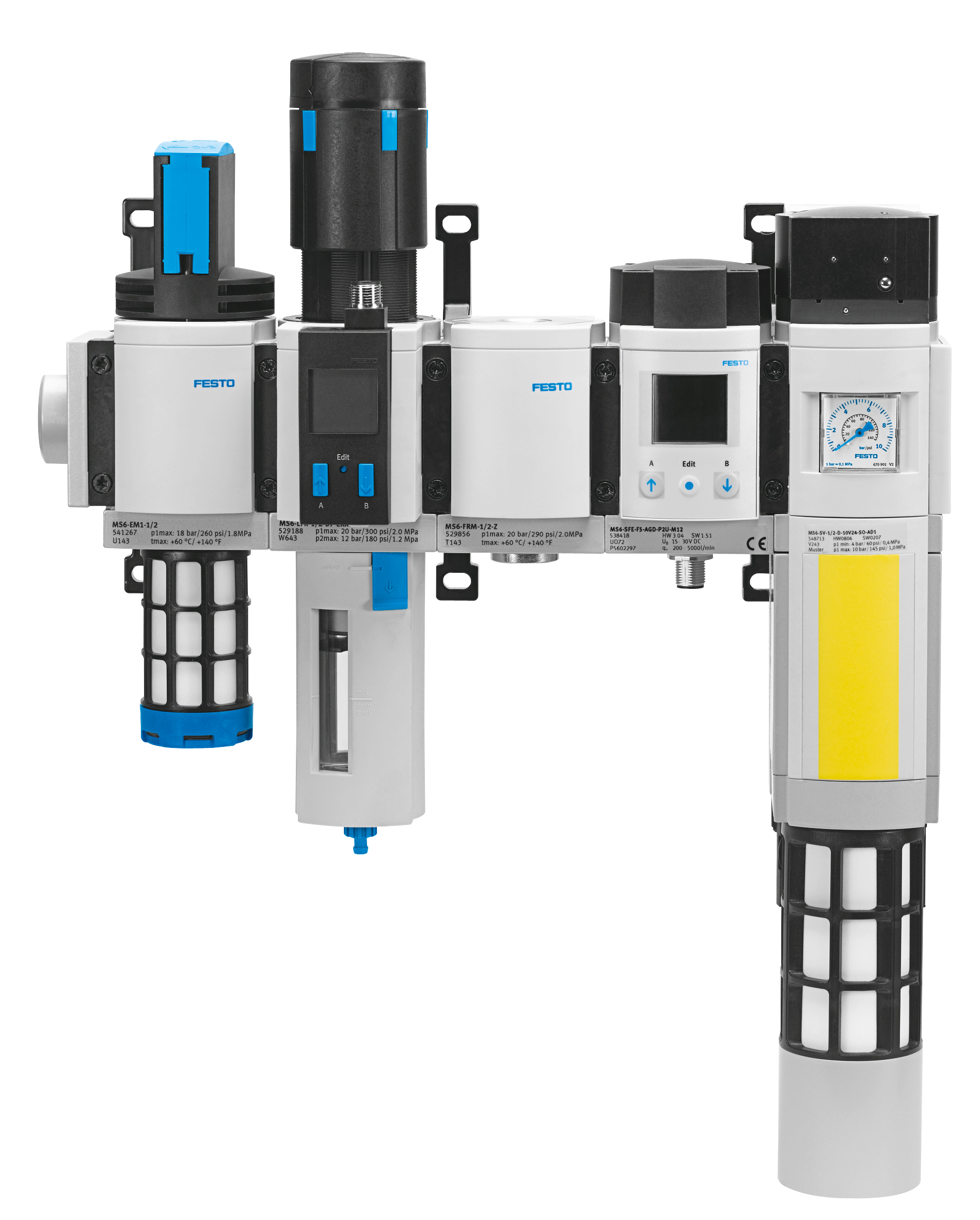 Festo Introduces An Innovative Series Of Pneumatic Safety