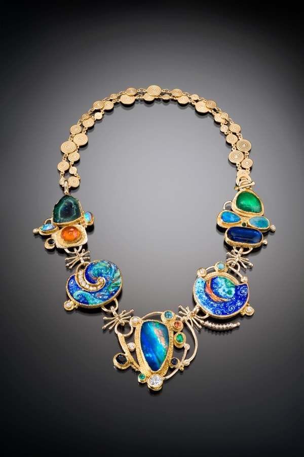 Of World Jewelry In Space Age Exhibition Opening Forbes Galleries Ny March