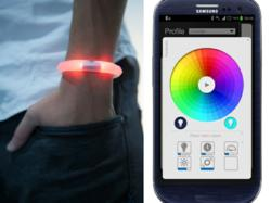 EMBRACE+ iPhone and Android Notification Bracelet