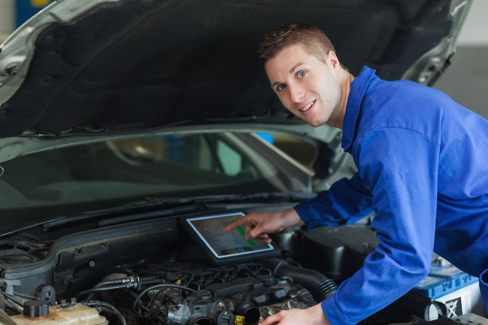 New Tablet Based Application For Electronic Vehicle Inspections Sets The Pace For The Evolution