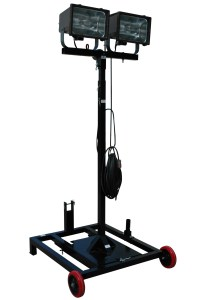 Larson Electronics Releases Portable Work Area Light Tower ...