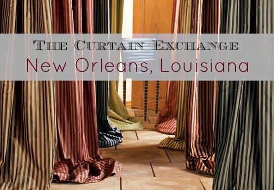 New Orleans Designer Curtain Showroom Opens Doors For Art For