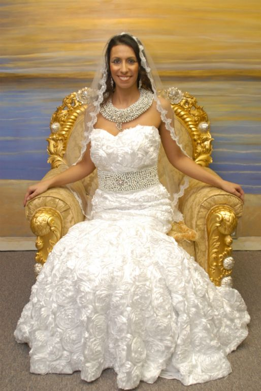Bridal Gown Giveaway of Ethnic Wedding Dresses On Display At The Ultimate Wedding Showcase in