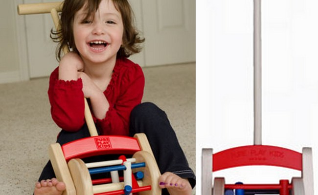 New Made In Usa Wooden Toys From Pure Play Kids Wooden