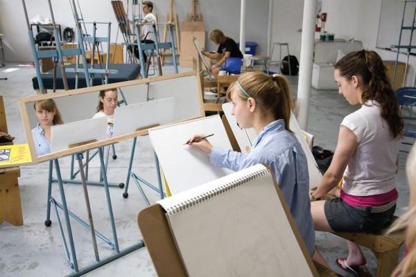 Ringling College Enrolling Adult Teen And Tween Summer Art Programs
