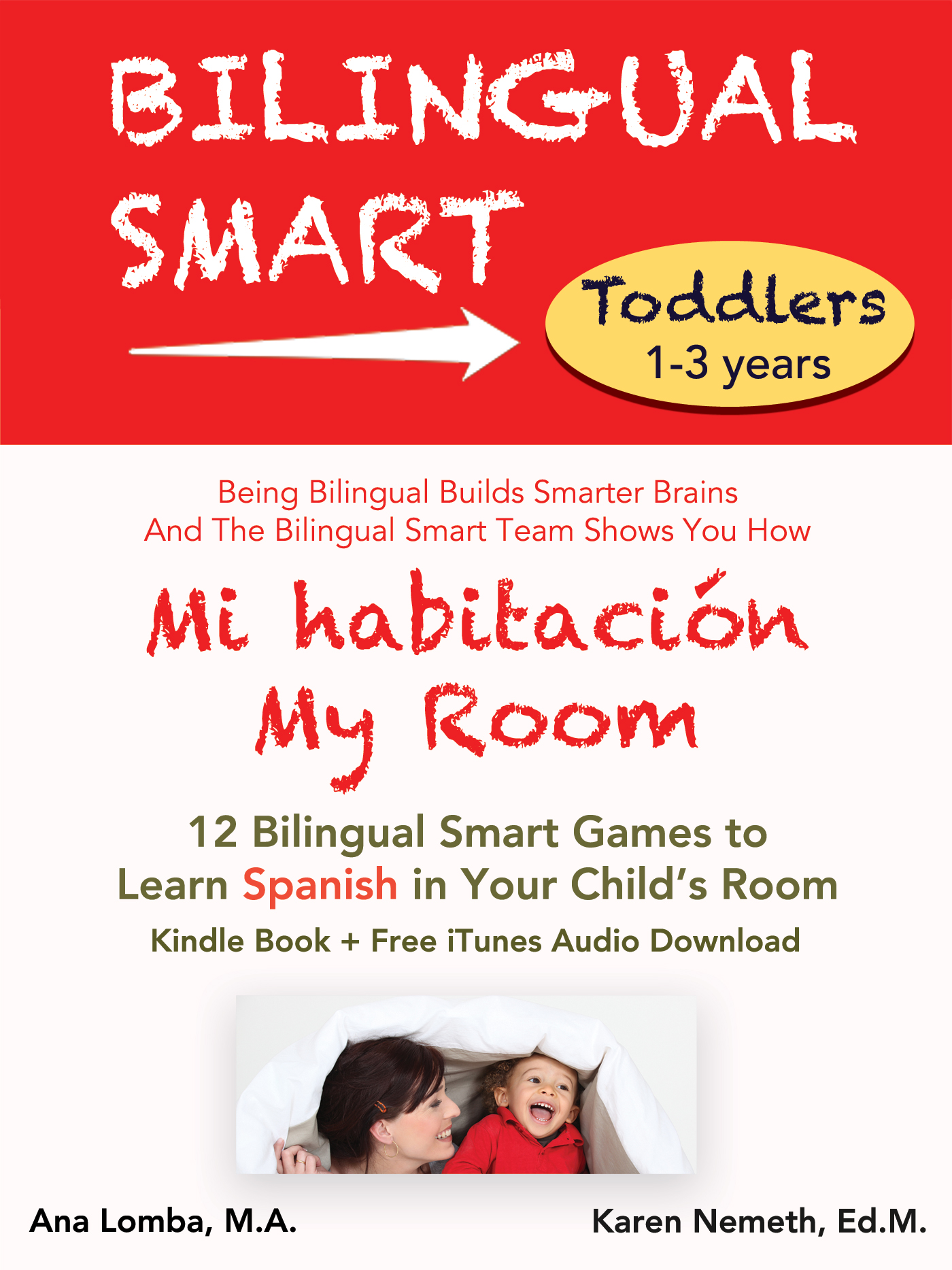 New Language Learning Series for Toddlers Helps Build Fluency Through Bilingual Games