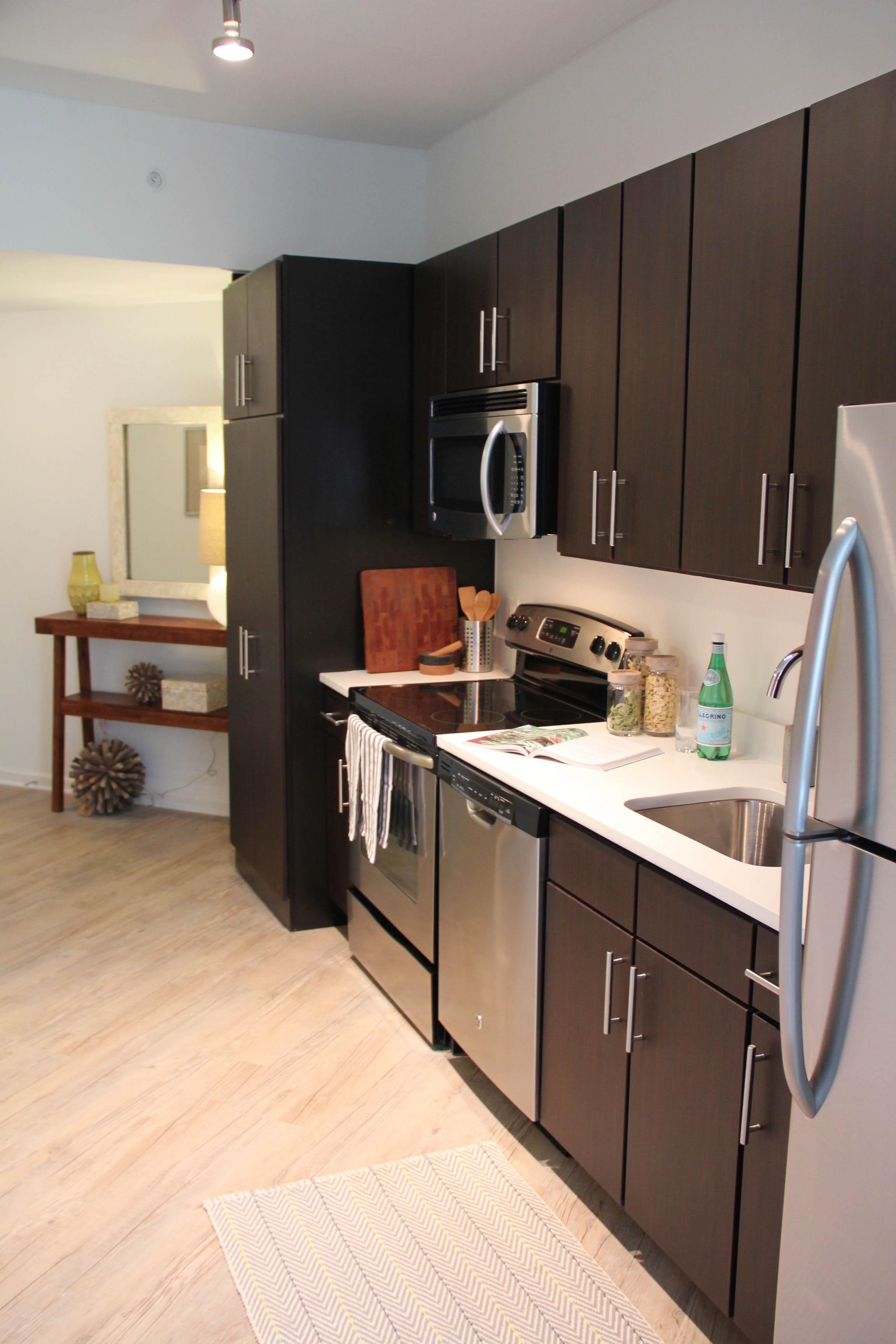 14W Apartments Open in U Street Neighborhood with Designer