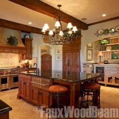 Country Kitchen Islands Apple Rugs Barron Designs, Inc. Debuts New Project Ideas Section On ...