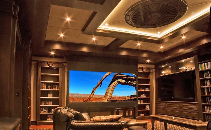 Home Theater Design Ideas
