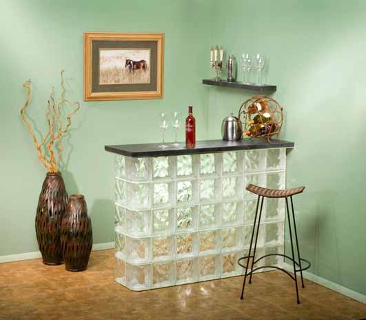 Pittsburgh Corning Creates Glass Block Website Option for