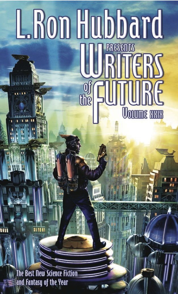 L Ron Hubbard Presents Writers of the Future 29 with Cover by Famed Artist Stephen Youll Now