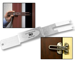 New Tool From InventHelp Allows Quick Emergency Access To Hotel Rooms By Disengaging Door