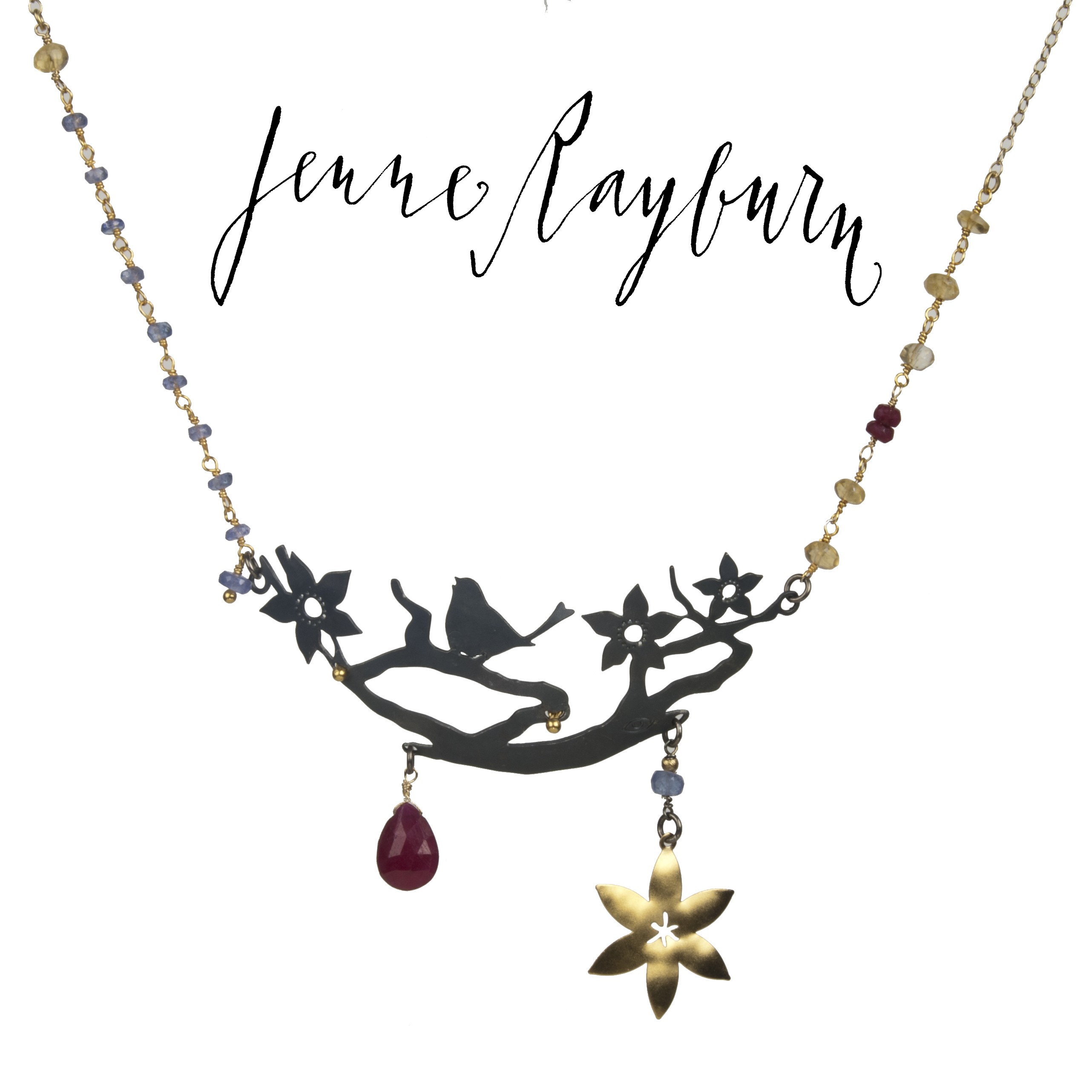 Handcrafted Jewelry Designer Jenne Rayburn Finds