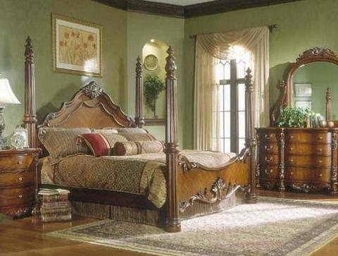 HomeThangscom Introduces a Guide to Ornate Antique Beds