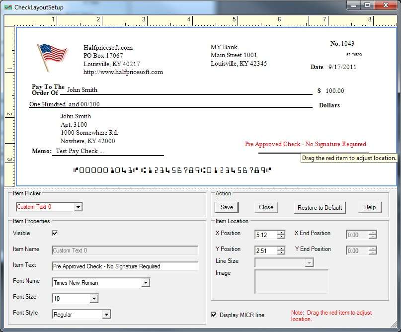 New EzCheckdraft Software Available For ECommerce