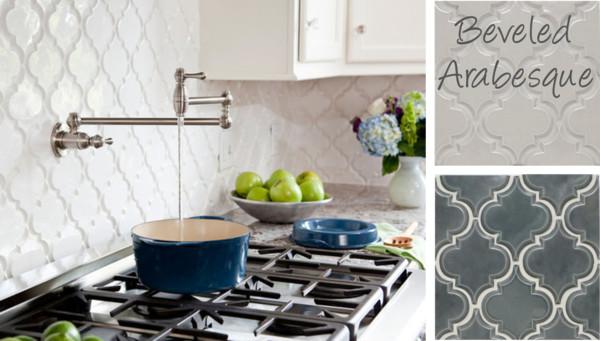 natural stone backsplash kitchen gloves mission & tile announces 2013 trends in ...
