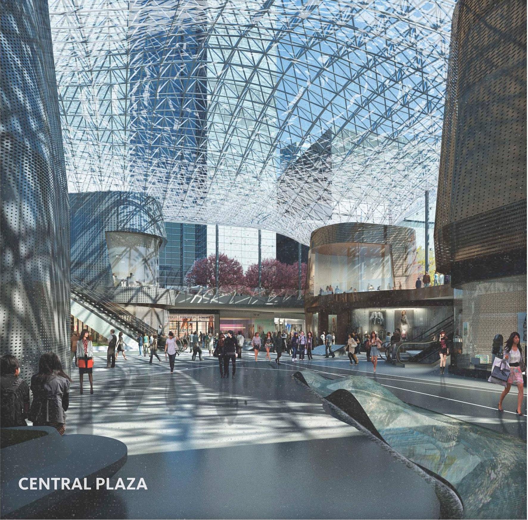 New Underground Shopping Mall Plus Added International Focus for Coex