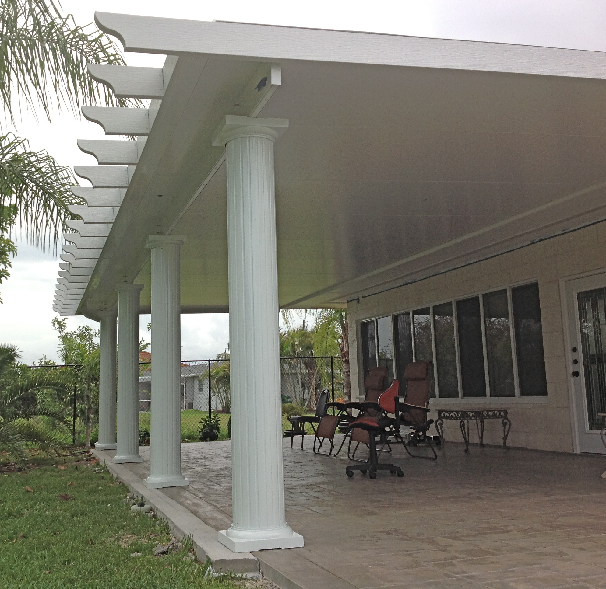 Hollywood Insulated Patio Roof Sales Send Venetian