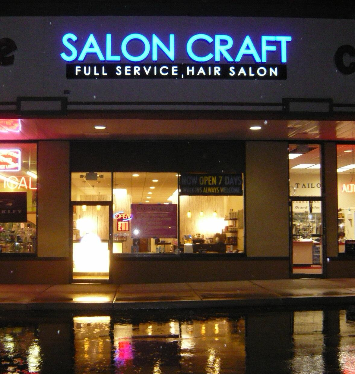 Lutherville Timonium Salon Craft Hair Salon Implements