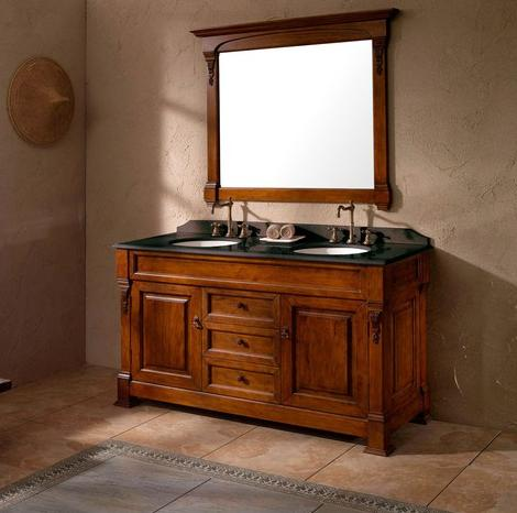 HomeThangscom Has Introduced New Solid Wood Bathroom