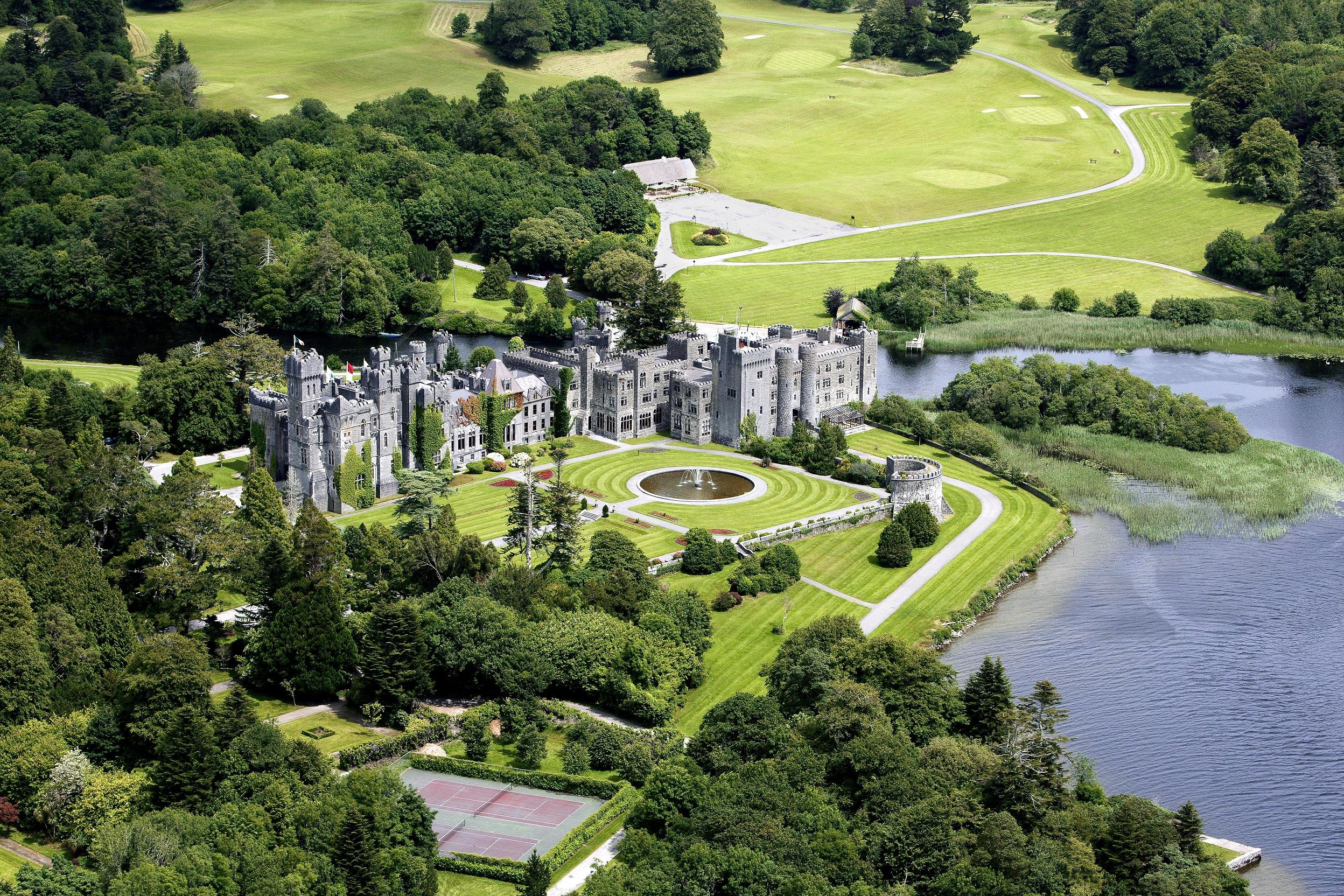 The Leading Hotels Of The World In Ireland Roll Out A