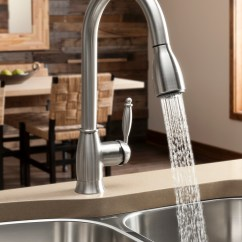 Kitchen Faucet Moen Chinese Accessories Blanco Makes A Splash With New Water-saving ...
