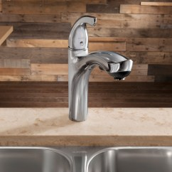 Water Efficient Kitchen Faucet Cabinets Set Blanco Makes A Splash With New Saving