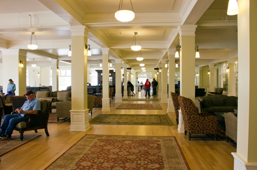 Historic Lake Yellowstone Hotel in Worlds First National Park Completes Phase 1 of Renovation