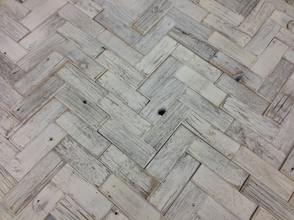 Mission Stone  Tile Launches Reclaimed Barnwood Tile Series