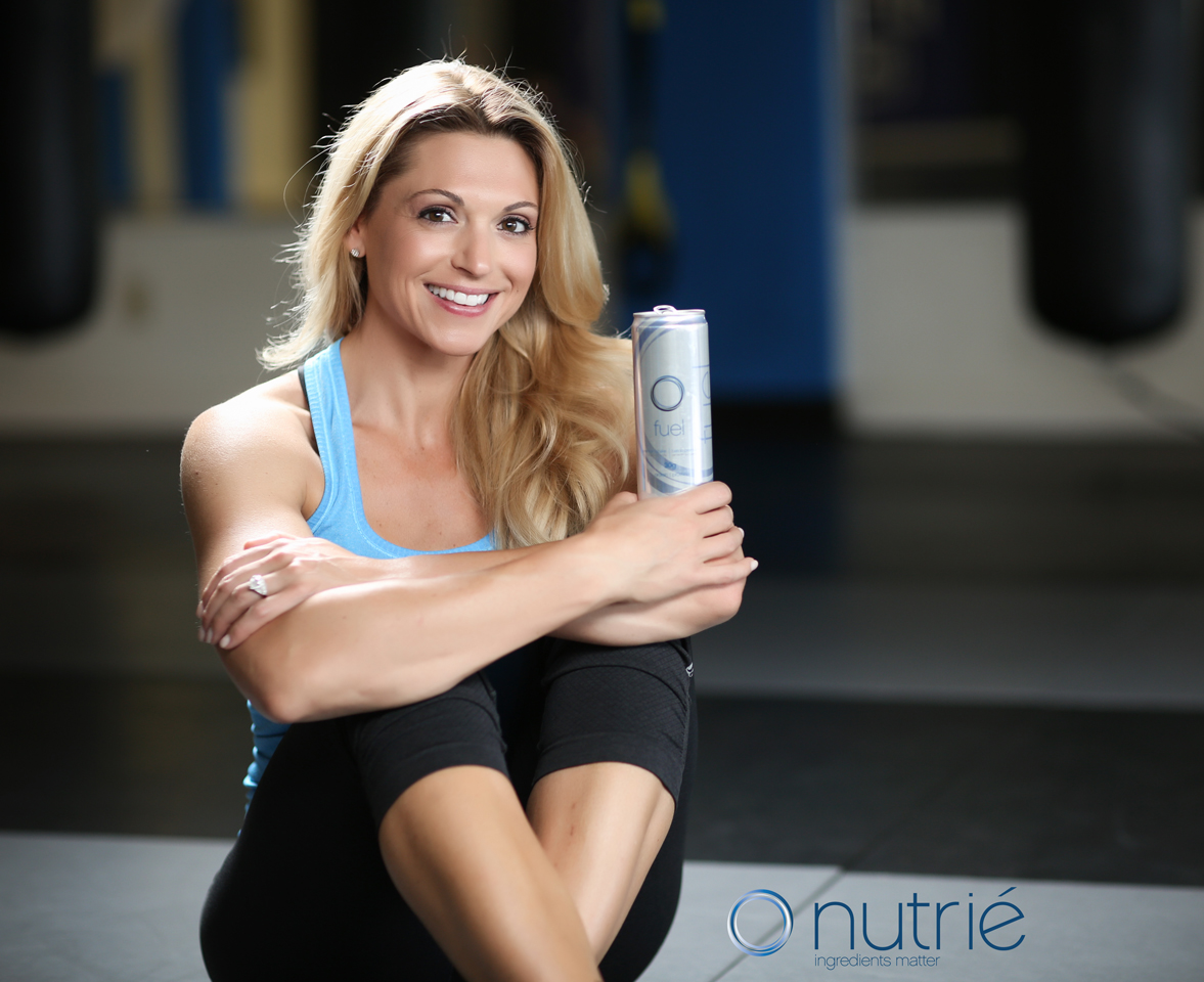 Nutrie Signs Celebrity Trainer Kim Lyons For Minimum Two