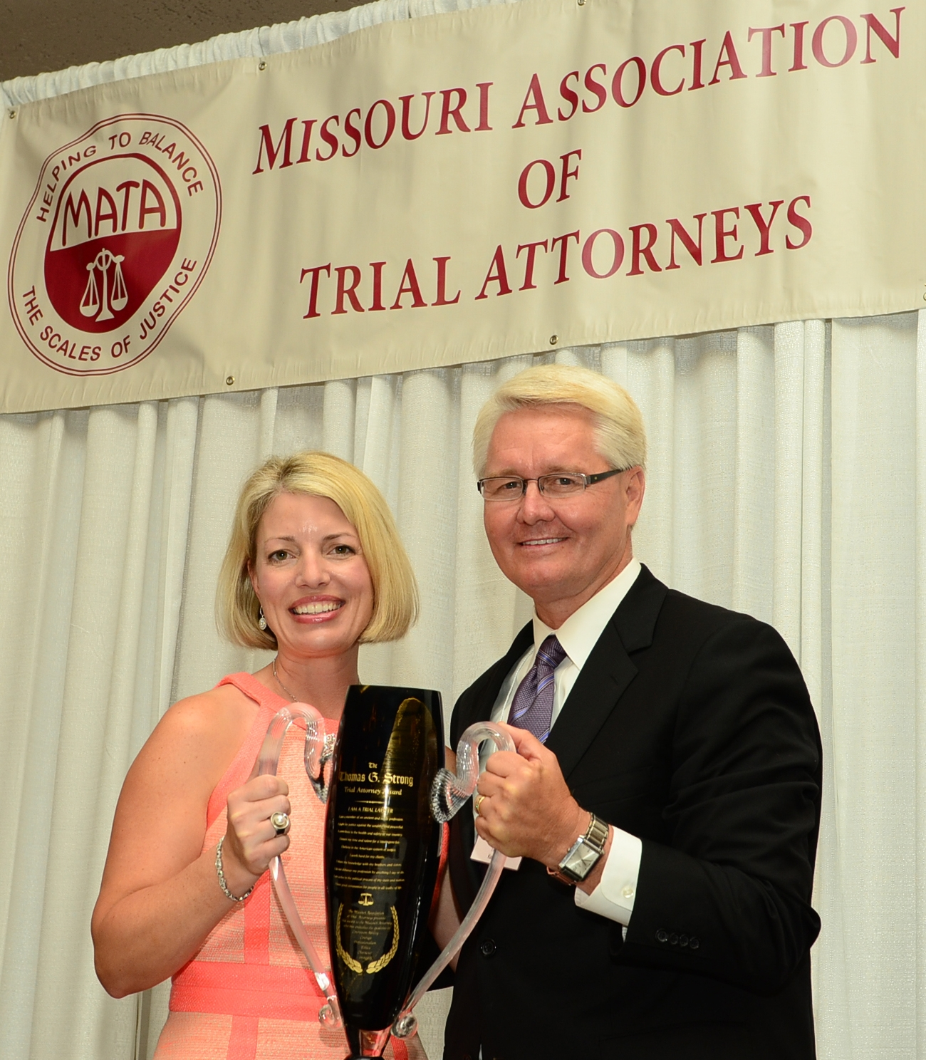 Personal Injury Attorney Amy Collignon Gunn Is Recipient Of The 2013 Thomas G Strong Award I