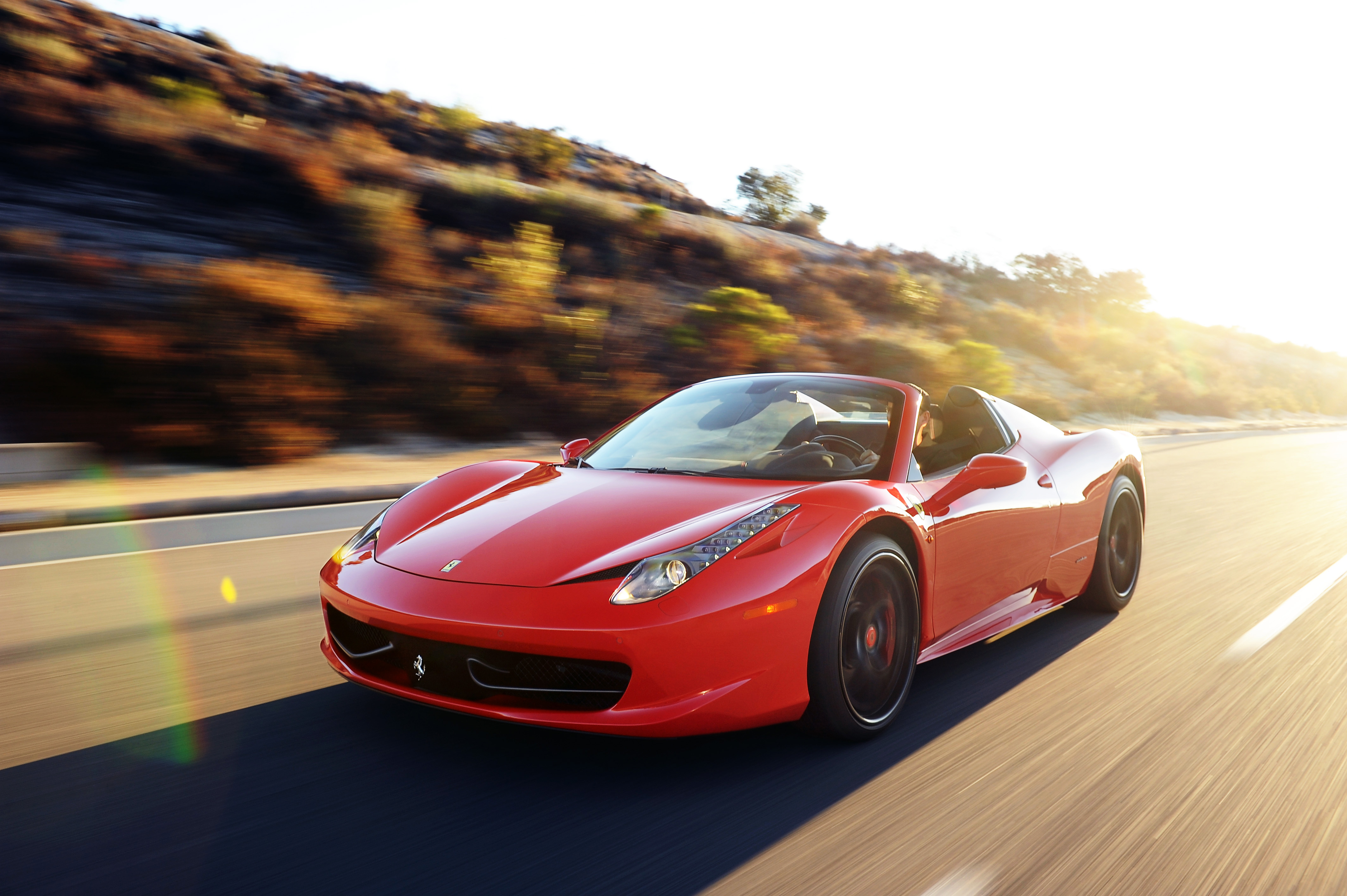 Ferrari 458 Italia Spider Wallpaper Hd Hennessey Set To Unleash 738 Hp Twin Turbo Ferrari 458 At