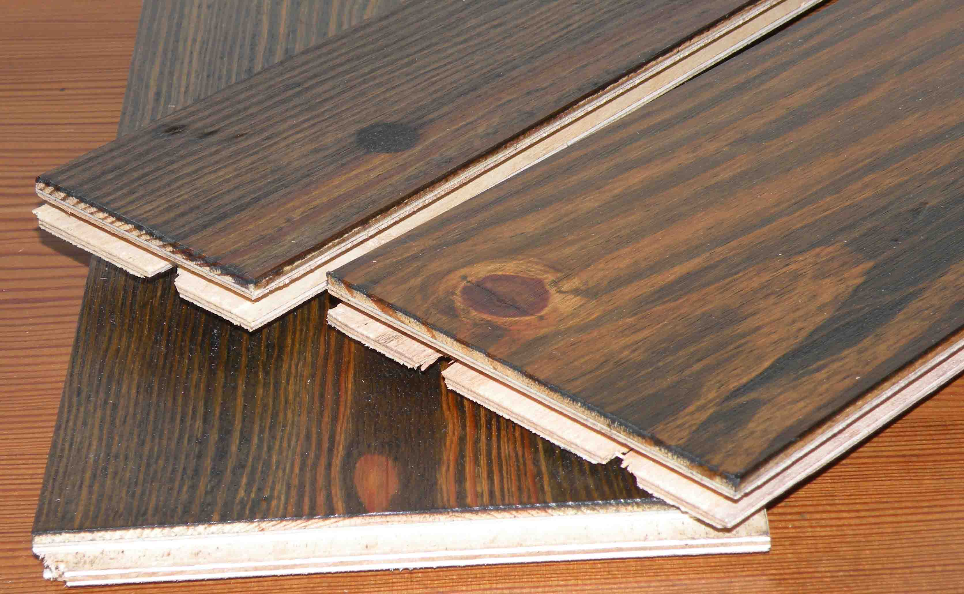 Authentic Pine Floors Now Producing Engineered Reclaimed