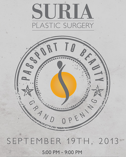 Suria Plastic Surgery Announces an Open House at Their