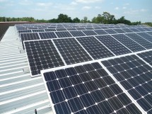 50kw Solar Array Installed Energy Works