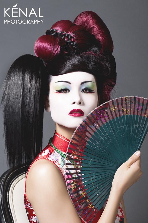 Fashion Photographer And Visual Artist Kenal Create An
