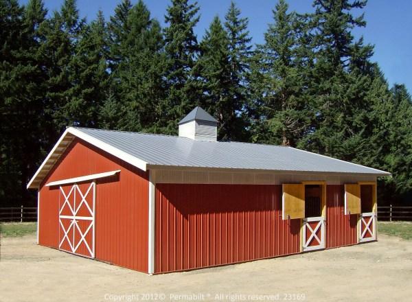 Washington Pole Building Construction Company Permabilt