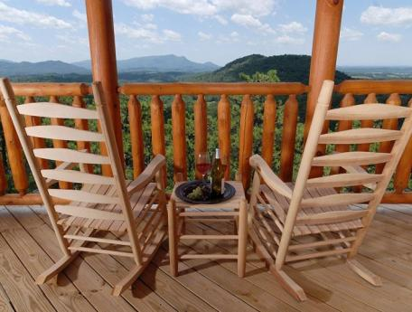 Timber Tops Luxury Cabin Rentals Names Dollywood Harvest