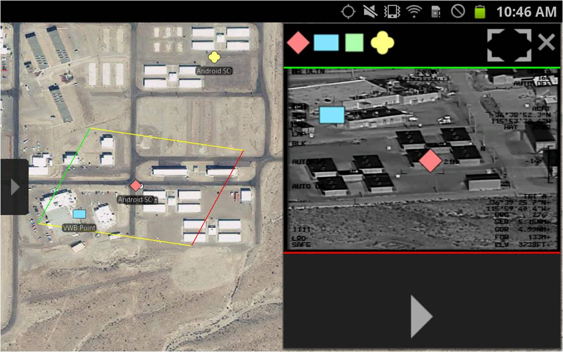 Android App Makes it Easier for Troops to Call in Air Support