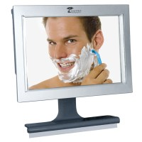 ToiletTree Products LED Fogless Shower Mirror Available at ...