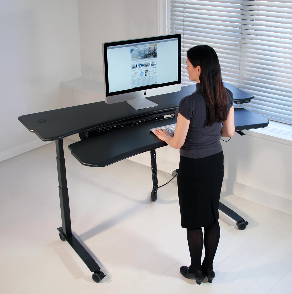 New Wellness Switch from Biomorph Standing Desks