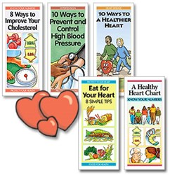 Journeyworks Publishing Announces New Heart Health Pamphlets