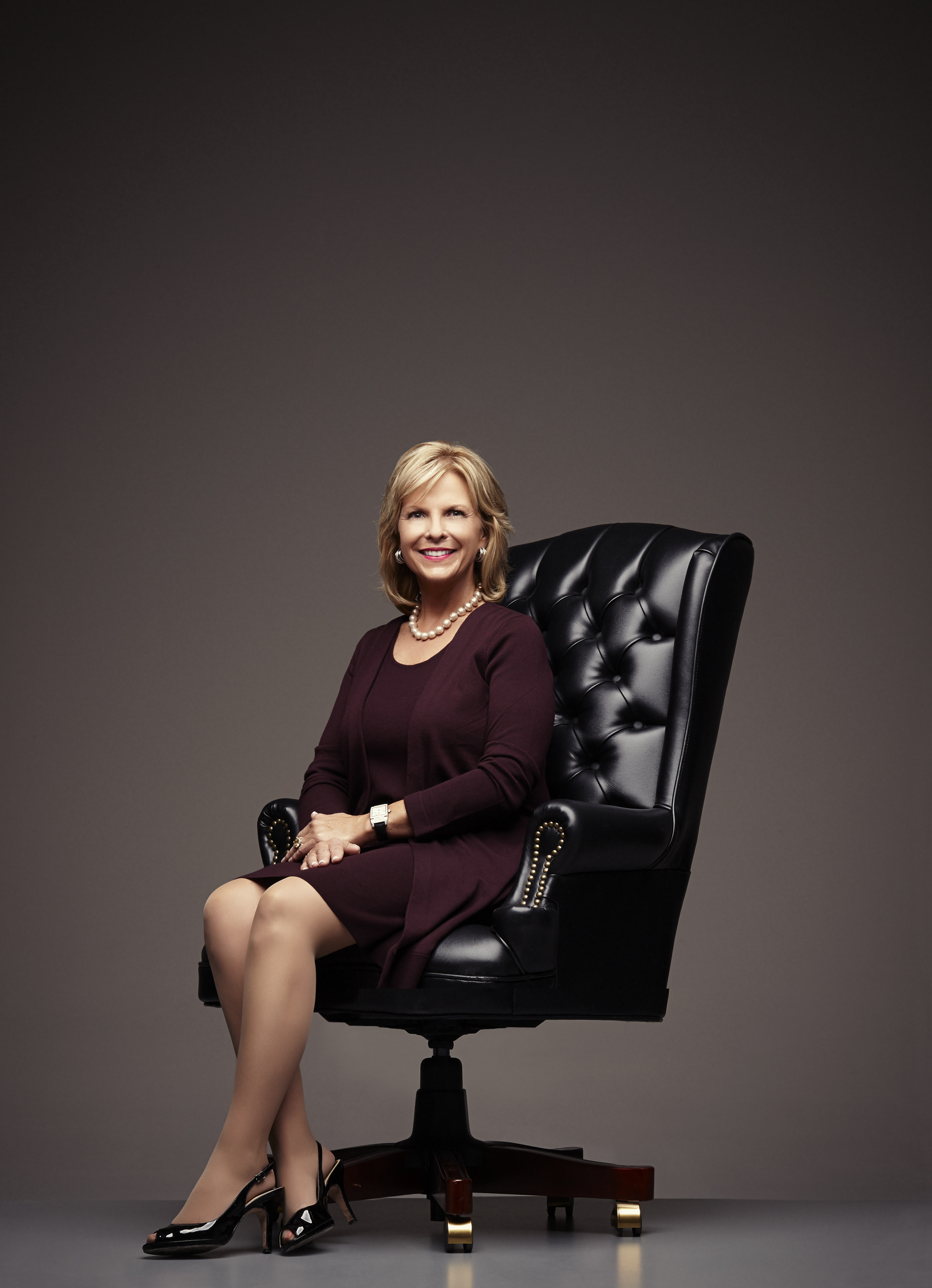 Patti Husic Centric Bank President  CEO Ascends to 7