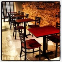 Fast Table Chair Bulk Covers Canada Restaurant Furniture Supply Teams Up With Tangerine Asian Grill Successful Grand Opening