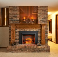 New Product: GreatCo. Gallery Electric Fireplace Insert