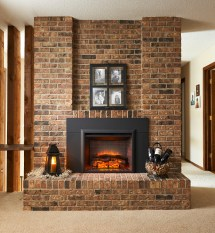 Product Greatco. Electric Fireplace Insert