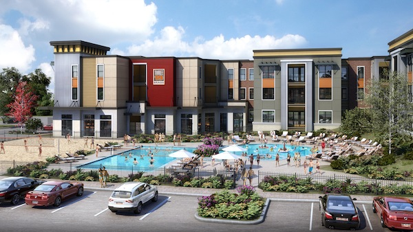 319 Bragg Student Housing Community Will Offer Premium Amenities and Upscale College Living to