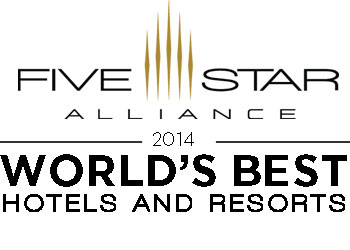 Five Star Alliance Releases 15 World's Best Hotels